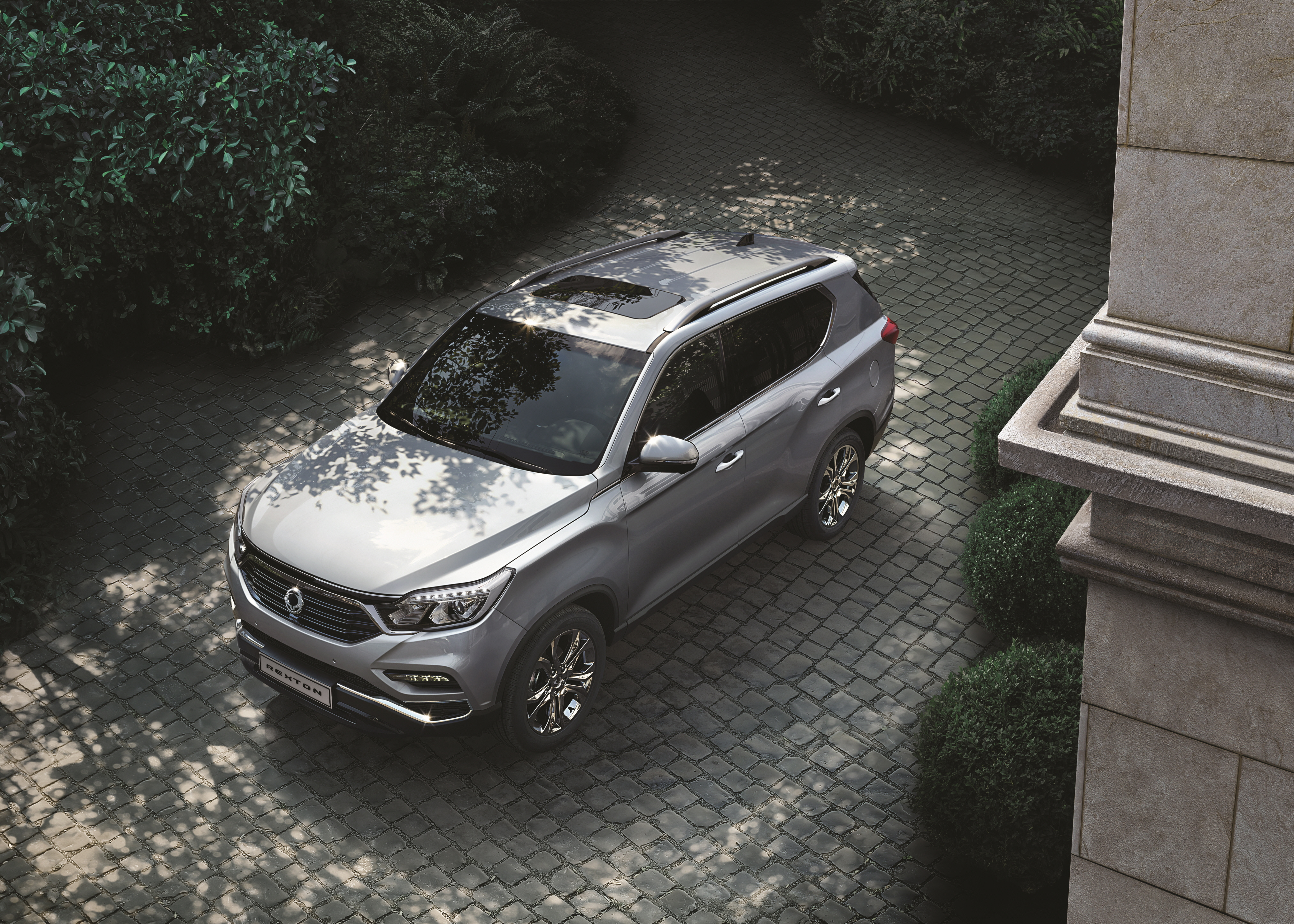 ssangyong new rexton auto n ssle. Black Bedroom Furniture Sets. Home Design Ideas